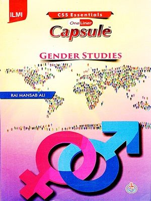 Capsule Gender Studies By Rai Mansab Ali ILMI