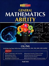 General Mathematics Ability CSS,PMS By Asad Aziz JWT