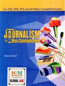 Journalism & Mass Communication By Sheraz Sohail HSM