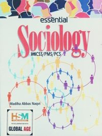 Sociology By Madiha Abbas Naqvi HSM