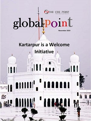 Monthly Global Point Current Affairs November 2019