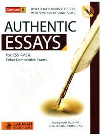 Authentic Essays By Amar Shakir Jajja Caravan