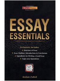 Essay Essentials By Arslan Zahid JWT