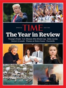 A Year in Review Special Edition TIME Magazine