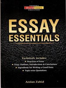 Essay Essentials By Arslam Zahid JWT