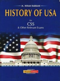 History of USA By M. Ikram Rabbani JWT