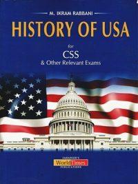 History of USA By M. Ikram Rabbani JWT