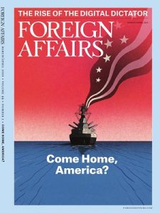 Foreign Affairs March April 2020 Issue