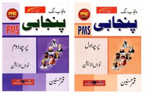 Punjab Rang Punjabi For PMS Paper 1 and 2 By Qamar Hussain Advanced