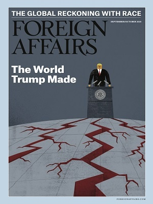 Foreign Affairs September October 2020 Issue