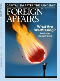 Foreign Affairs November December 2020 Issue