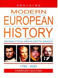 Modern European History 1789-2020 BY Farrukh Sultan JWT
