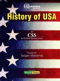 Top 20 Questions History of USA By Tauqeer Ahmed JWT