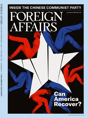 Foreign Affairs January February 2021 Issue