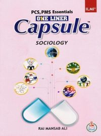 Capsule Sociology By Rai Mansab Ali ILIM