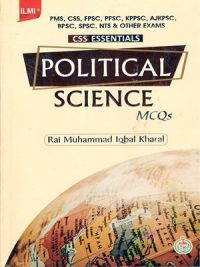 Political Science MCQs By Rai Muhammad Iqbal Kharal ILMI