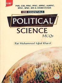 Political Science MCQs By Rai Muhammad Iqbal Kharal ILMI
