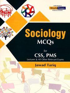 Sociology MCQs CSS & PMS By Jawad Traiq JWT