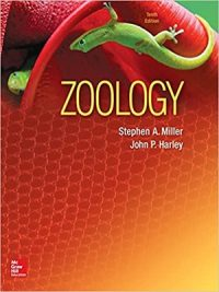 Zoology By Stephen A Miller & John P Harley 10th Edition