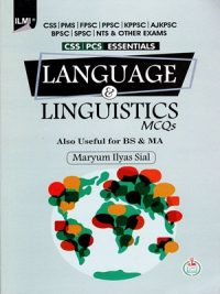 Language & Linguistics MCQs By Maryum Ilyas Sial ILMI