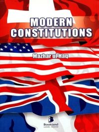 Modern Constitutions By Mazhar ul Haq Bookland