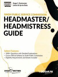 SPSC HeadMaster & HeadMistress Guide By Dogar Brothers