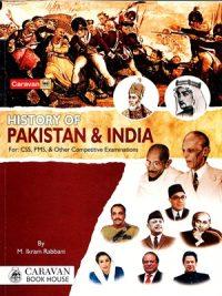 History of Pakistan and India By M.lkran Rabbani Caravan