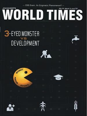 World Times Magazine July 2021