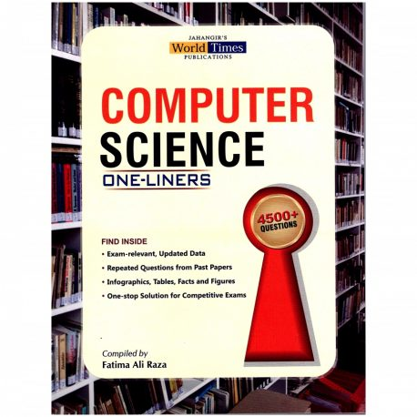 Computer Science One Liners By Fatima Ali Raza JWT
