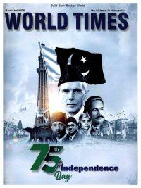 World Times Magazine August 2021