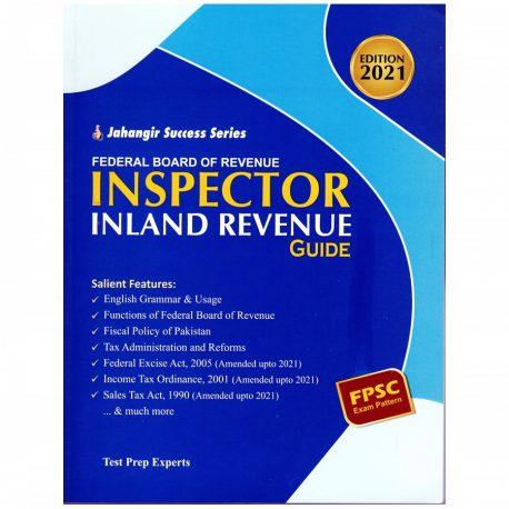 FPSC Inspector Inland Revenue Guide JWT
