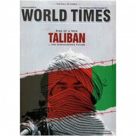 World Times Magazine September 2021