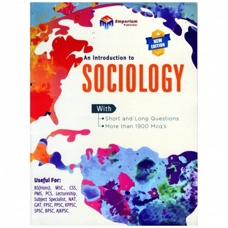 An Introduction to Sociology By Emporium Publishers