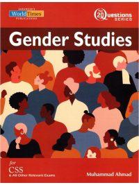 Top 20 Questions Series Gender Studies By Muhammad Ahmad JWT