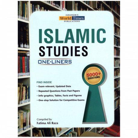 Islamic Studies One Liners By Fatima Ali Raza JWT
