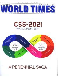 World Times Magazine October 2021
